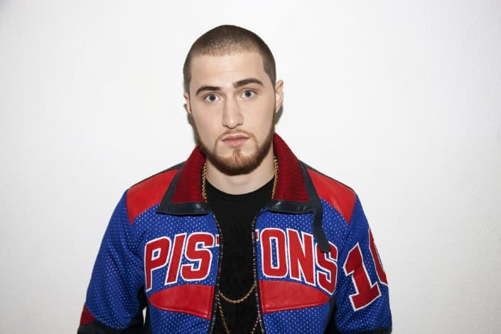 Mike Posner 2013