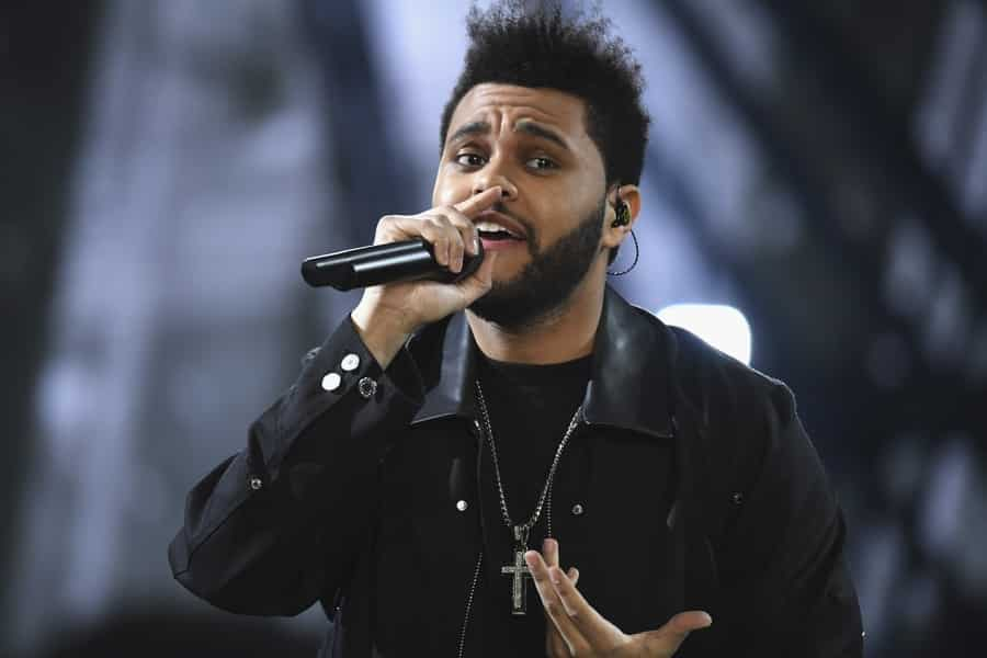 The Weeknd 1